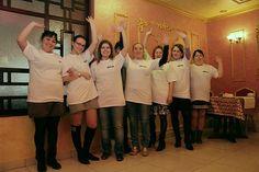 Участницы нового проекта Фото Анны Неволиной