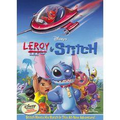 Leroy & Stitch, Movies