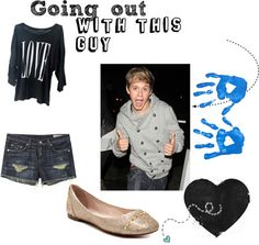 """""""Date With Niall"""" by kjw1232000 on Polyvore"""