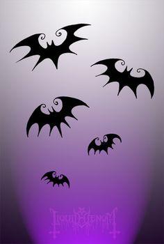 Tim Burton Bats