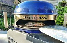 KettlePizza Wood-Fired Pizza Oven Kit