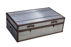 : trunk style coffee table