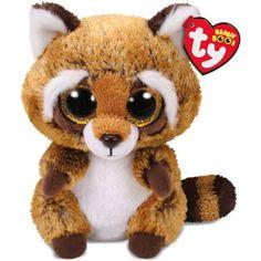 Beanie Boos - Rusty the Raccoon Regular