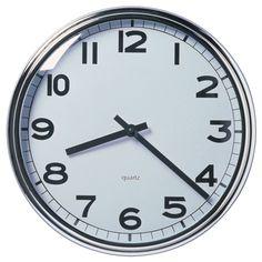 PUGG clock IKEA