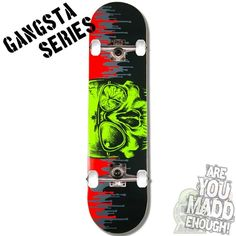 MGP Gangsta Series Dripped 7.75 Inch | librance.com