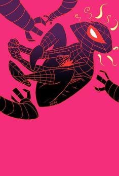 Spider-Man by Evan Bryce