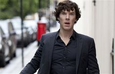 Benedict Cumberbatch as Holmes in the BBC One drama series Sherlock. Benedict Cumberbatch was named best actor in a movie or mini-series at the US Critics' Choice TV Awards.  His series Sherlock also won the best movie or mini-series award at the event in Los Angeles.  The 35-year-old Brit, who has been attracting Hollywood offers, revealed this week that filming on the hit BBC series will begin again in January on a third series.