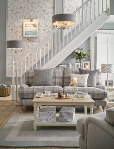 home catalogue Laura Ashley Laura Ashley Sofa, Laura Ashley Living Room, Laura Ashley Curtains, Laura Ashley Kitchen, Ashley Home, Laura Ashley 2018, Laura Ashley Furniture, Laura Ashley Interiors, Cottage Living Rooms