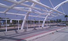 Estación Central TRAM, Castellón. www.concreta.biz