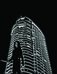 designed for the book cover ''High-Rise'' by J. G. Ballard. My experiment includes the observational drawings, photos, collages which were d...