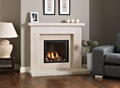 Beckford Limestone Fire Surround By Fireline Inspiration Design Limestone Fireplace Surrounds Limestone Fireplace Surround, Home Fireplace, Luxury Living Room Design, Gas Fireplace Ideas Living Rooms, Fireplace Suites, Living Room With Fireplace, Living Room Color, New Living Room, Fireplace Surrounds