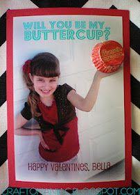 Cute idea for photo valentine