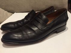 86b7fd6a9c4 Gucci Leather Solid 10 Dress   Formal Shoes for Men