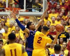 Kansas vs. Iowa State - 3/5/16 College Basketball Pick, Odds, and Prediction