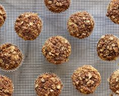 Gluten-Free Apple Crumb Muffins {dairy-free} | Meaningful Eats