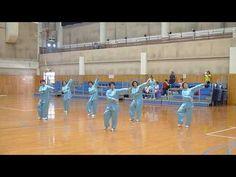 2016 澳門珠海職工健身氣功交流展示比賽「大舞」-工聯台山社區中心 Macau Qi Gong - YouTube