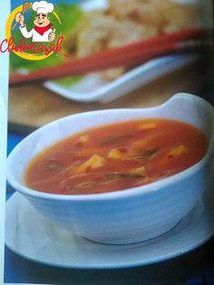 Resep Saus Asam Pedas, Aneka Makanan China, Club Masak