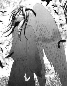 Black Bird Kyo | ... Anime, Feather, Tengu, Black Bird (Manga), Sakurakoji Kanoko, Kyo Usui