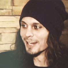 Ville Valo #VilleValo #HIM that smile of yours!