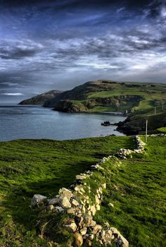 (Much closer to R'sMount) Antrim, Northern Ireland by Sam Knox. Places To Travel, Places To See, Irish Cottage, Emerald Isle, To Infinity And Beyond, Ireland Travel, Ireland Vacation, Road Trip, British Isles