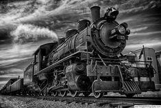 1925 Steam Locomotive: Photo by Photographer Bruce Lee