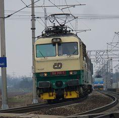 Trains, Train Tracks, Locomotive, Diesel, Transportation, Electric, Pictures, Czech Republic, Diesel Fuel