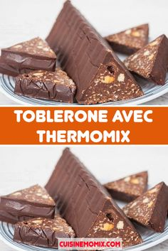 Toblerone, Thermomix Desserts, Dessert Recipes, Cooking Chef, Beignets, Food Pictures, Nutella, Biscuits, Deserts