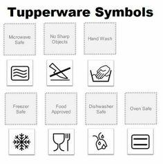 Tupperware Symbols tabithabowers.my.tupperware.com