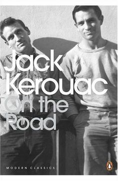 On The Road, Jack Kerouac. The Story of a generation. The film comes out soon.