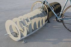 Bicycle rack OLA by CITYSI | design Gibillero