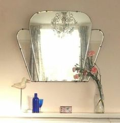 search: FRAMELESS VINTAGE MIRRORS