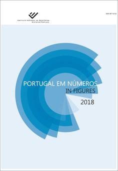 Estatística de síntese sobre Portugal organizada em 4 temas: o território, as pessoas, a atividade económica e o estado. Portugal, Chart, Geography, People, Books