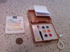 Mini Watercolor Set