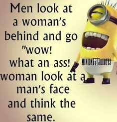 Quotes for Fun   QUOTATION – Image :    As the quote says – Description  Lol funny Minions quotes (03:4… – Minions, Quotes, Sayings   Sharing is love, sharing is everything