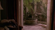 The greenhouse from the movie Green Card.