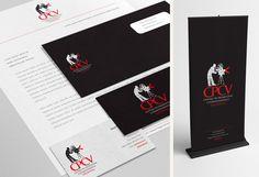 Diseño de marca | Centro Cultural de Promoción Cinematoráfica de Valdivia.