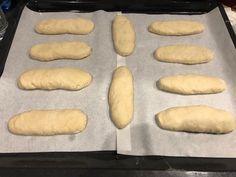 Mini bagietki czosnkowe - Blog z apetytem Hot Dog Buns, Hot Dogs, Ale, Food And Drink, Bread, Cooking, Breakfast, Recipes, Impreza