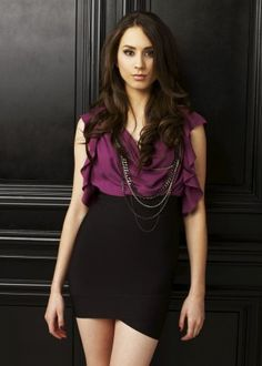 Lucy Hale Ashley Benson Shay Mitchell Troian Bellisario: Pretty Little Liars Promos Season 4 -52