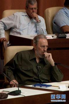 菲德尔·卡斯特罗去世_图片频道_央视网(cctv.com)