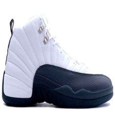 Nike Air Jordan 12 Basket Chaussures White Flint Grey