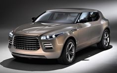 Visit The MACHINE Shop Café... ❤ Best of SUV @ MACHINE... ❤ (Aston Martin Lagonda SUV)