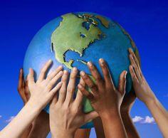 Colaborar para cambiar el mundo, empezando por mi país