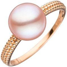 Dreambase Damen-Ring Perle 1 Süßwasser-Zuchtperle rosa 14... https://www.amazon.de/dp/B0147RTOJ4/?m=A37R2BYHN7XPNV