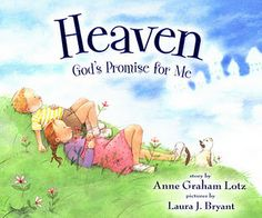A rhyming account about heaven.  Book review included.