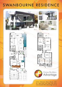 Home Builders Advantage- Perth's Biggest Building Broker- Double Storey Home Designs- www.homebuildersadvantage.com.au
