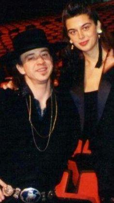 Beautiful Stevie and Beautiful Janna