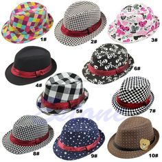 We love it and we know you also love it as well Baby Kids Children Trilby Toddler Boys Girls Fedora Jazz Hat Outdoor Cotton Cap -B116 just only $2.12 - 2.38 with free shipping worldwide  #babyboysclothing Plese click on picture to see our special price for you