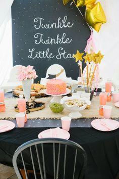 Twinkle twinkle party