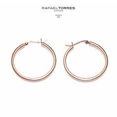 ¿Buscas la proporción perfecta? Encuentra las formas básicas de #joyas con espíritu #minimalista en #RafaelTorresJoyero.