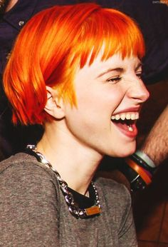 Image result for hayley williams short hair